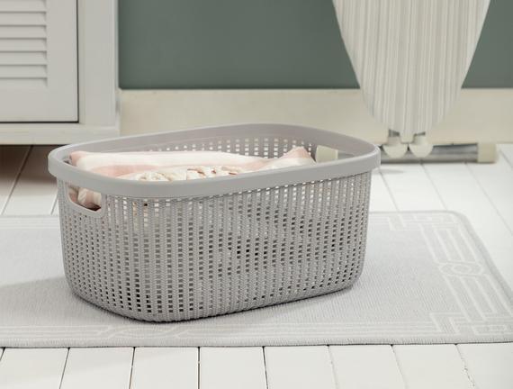 Rubicon Çamaşır Selesi - Soft Gri
