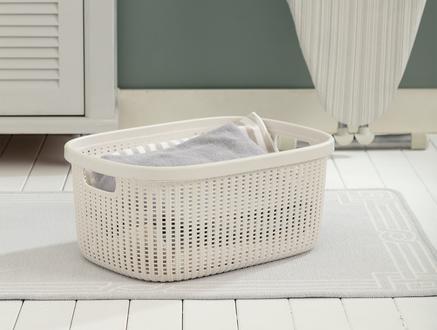 Rubicon Çamaşır Selesi - Soft Ekru