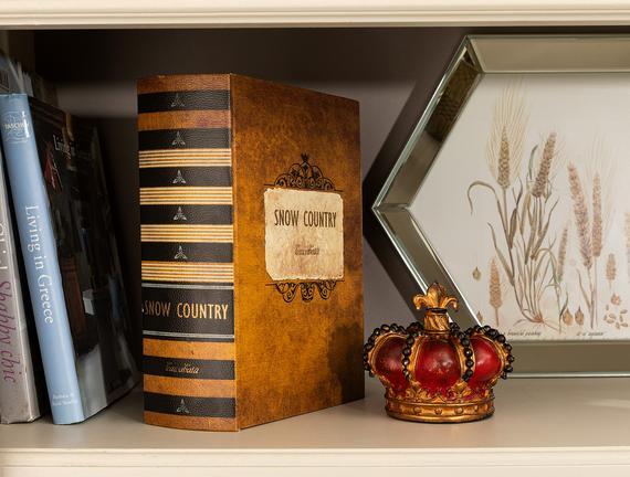 Jinette Büyük Kitap Kutusu