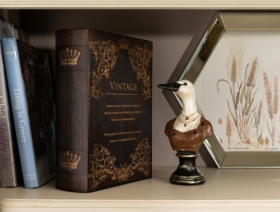 Jacquine Büyük Kitap Kutusu