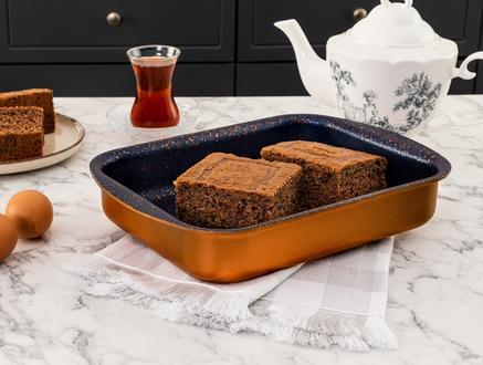 Chef Granite Look Fırın Tepsisi - 25 cm