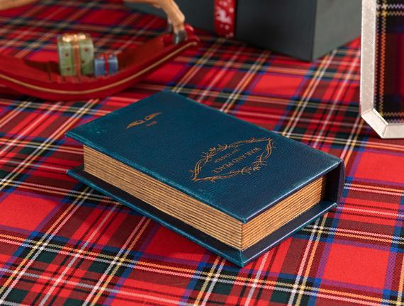 Wissale Küçük Kitap Kutusu