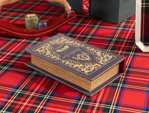 Maile Küçük Kitap Kutusu