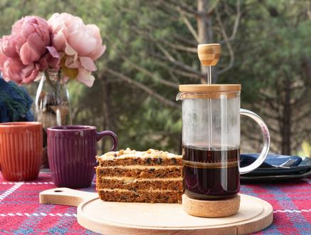 Bern Bambu French Press 350 ml