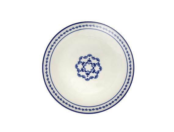 Rêve Bleu Bonheur Pasta Tabağı - Mavi
