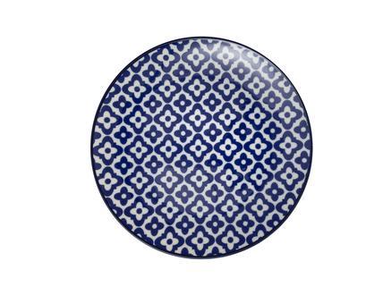 Rêve Bleu Venteux Pasta Tabağı - 19 cm