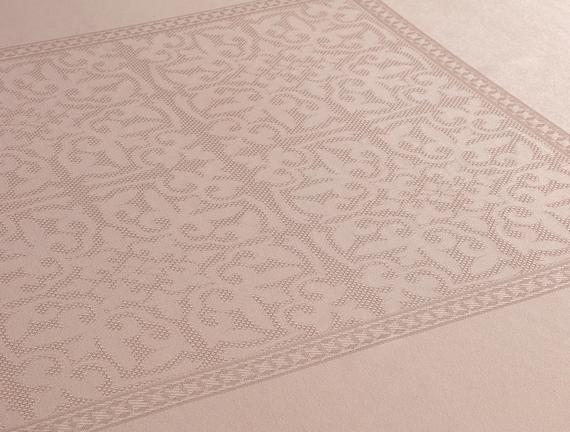 Moroccon Masa Örtüsü - Pudra