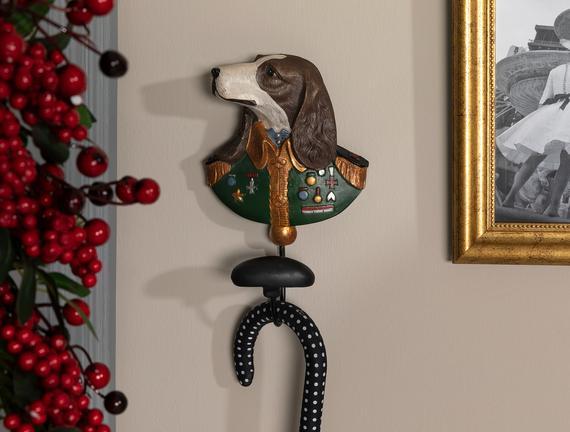 Dekoratif Askı - Köpek
