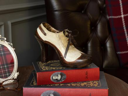 Topuklu Ayakkabı Biblo