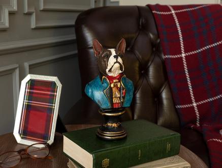 Köpek Büst Biblo