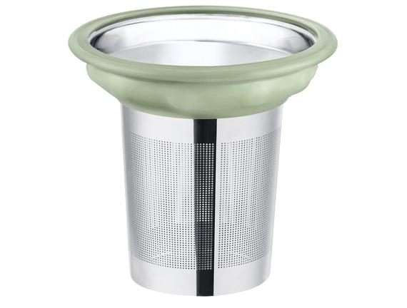 Boulogne Süzgeçli Kupa - Mint Yeşili