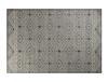 Berthe Halı - Açık Gri / Koyu Gri 150x230 cm
