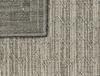 Calantha Halı - Açık Gri / Koyu Gri 80x150 cm