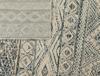 Louis Halı - Açık Gri / Koyu Gri - 120x170 cm