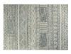 Louis Halı - Açık Gri / Koyu Gri - 200x290 cm