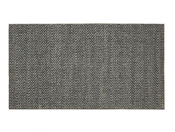 Rayford Halı - Açık Gri / Koyu Gri 150x230 cm