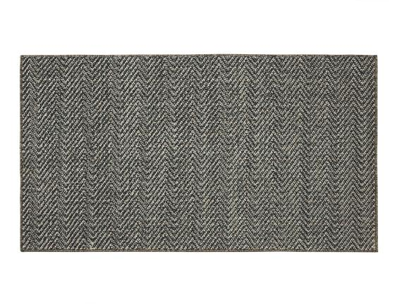Rayford Halı - Açık Gri / Koyu Gri 120x170 cm