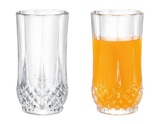 Audrey 4'lü Meşrubat Bardağı Seti 250 ml