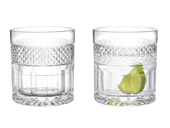 Laurent 4'lü Su Bardağı Seti 295 ml