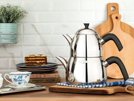 Abreuvoir Çaydanlık Takımı