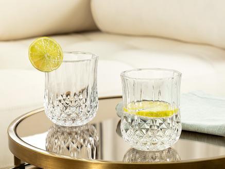 Audrey 4'lü Su Bardağı Seti 190 ml