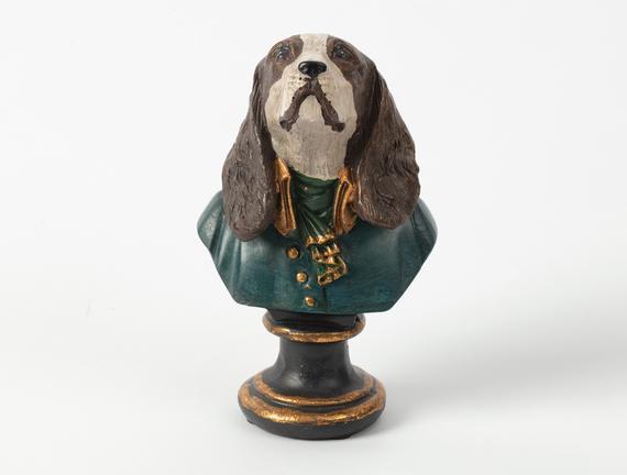 Biblo - Köpek Büst