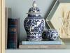 Bordeaux Dekoratif Obje - Mavi
