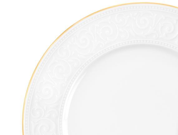 Julien 8 Parça Yemek Takımı - Altın