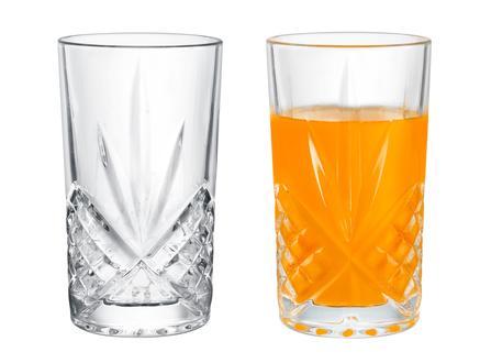 Aron 4'lü Meşrubat Bardağı Seti 370 ml