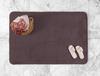 Darvell Banyo Paspası - Koyu Mürdüm - 100x150 cm