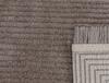 Diane Saçaklı Halı - Vizon - 80x150 cm