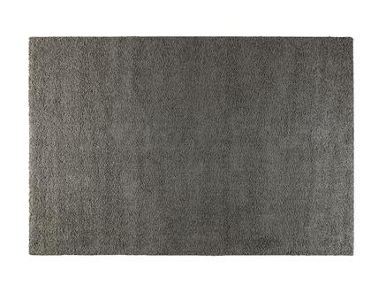 Adrien Shaggy Halı - Gri - 120x170 cm