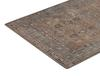 Leandre Dijital Baskılı Halı - Hardal / Gri - 80x150 cm