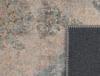 Maynard Dijital Baskılı Halı - Gri - 80x150 cm