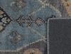Elita Dijital Baskılı Halı - Hardal / Antrasit - 80x150 cm