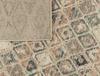 Fantina Halı - Koyu Bej - 200x290 cm
