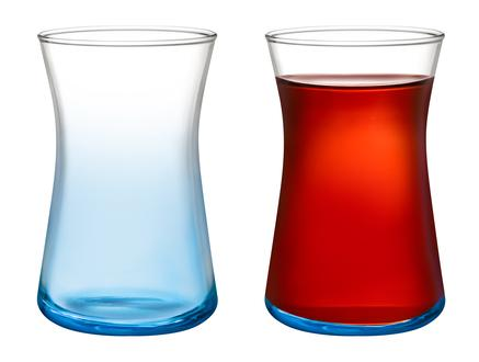 Esperanza Blue Sky 6'lı Çay Bardağı Seti 170 ml