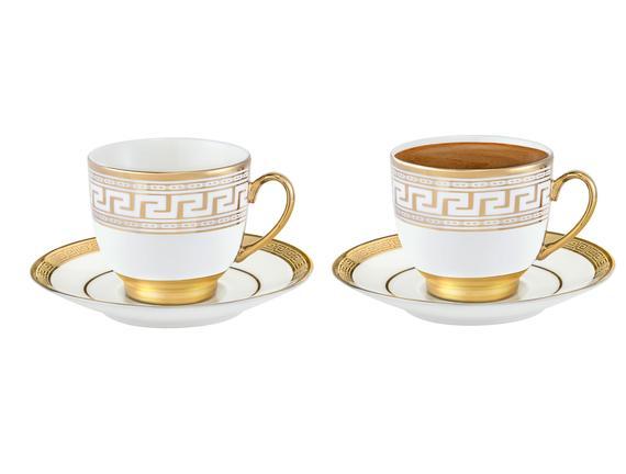 Précieux 2'li Kahve Fincan Takımı