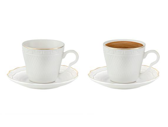 Courtois 2'li Kahve Fincan Takımı