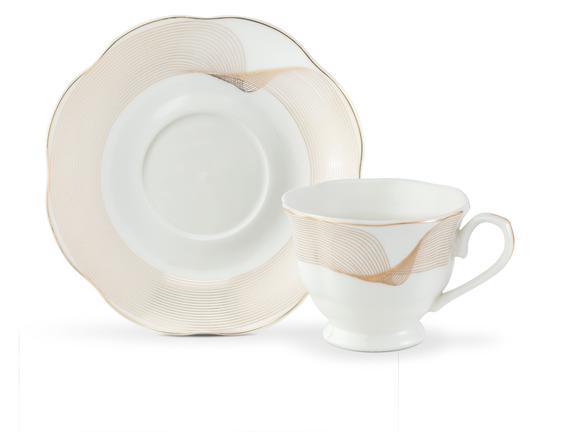 Piquant 2'li Kahve Fincan Takımı