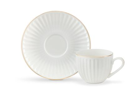 Blanc 2'li Kahve Fincan Takımı