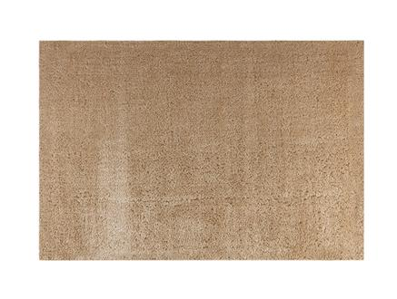 Remy Peluş Halı - Bej - 160x230 cm