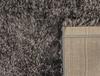 Remy Peluş Halı - Antrasit - 120x170 cm