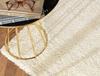 Adrien Shaggy Halı - Kemik - 120x170 cm