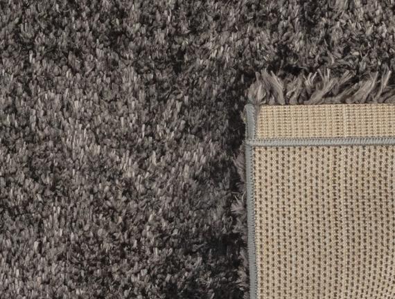 Remy Peluş Halı - Antrasit - 200x290 cm