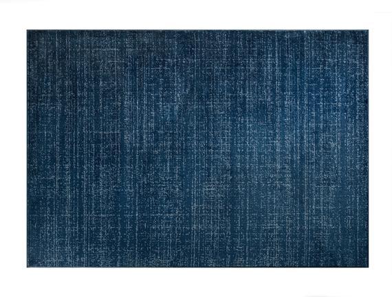 Elaine Halı - Lacivert / Mavi - 160x230 cm