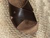 Léthargie Kadın Terlik - Kahverengi