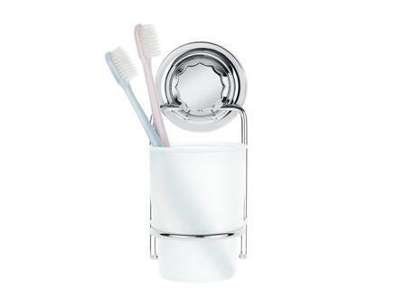 Norme Krom Vakumlu Diş Fırçalık