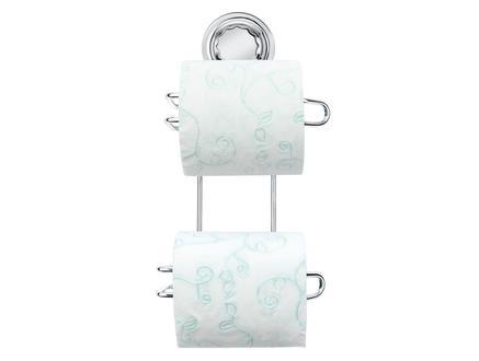Norme Krom Vakumlu İkili Tuvalet Kağıtlık