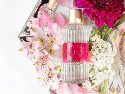 RÉPERTOIRE Cam Şişe Kolonya 80° 200 ml Délicate Bouquet (Narin Çiçekler)
